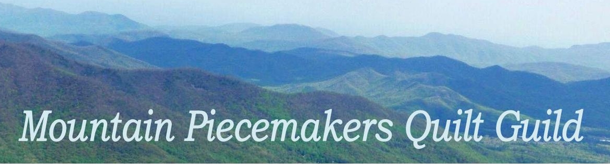Mountain Piecemakers